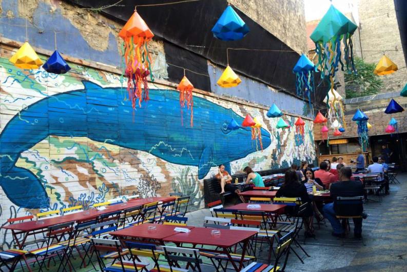 布達佩斯必去的廢墟酒吧 Ruinpubs in Budapest