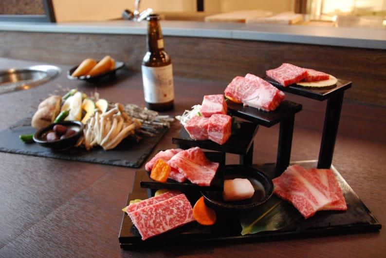 品嚐全和牛燒肉宴 兼嘆冰火鯛魚燒@萌MOE by Nishimura