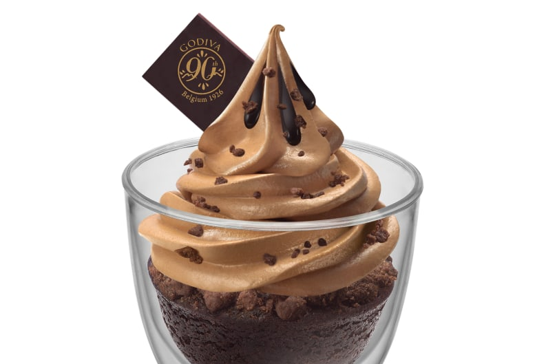 Godiva Brings the Summer with its New Flavours