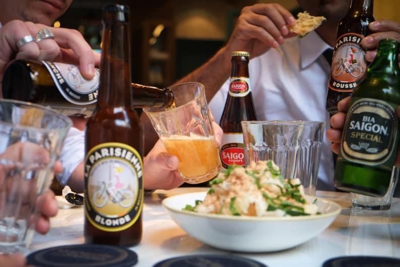 LE GARÇON SAIGON越式歡樂時光 $98兩小時任飲精選啤酒