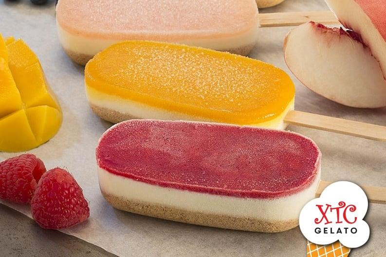 XTC Gelato系列春季限定新口味──鮮果X芝士蛋糕雪糕