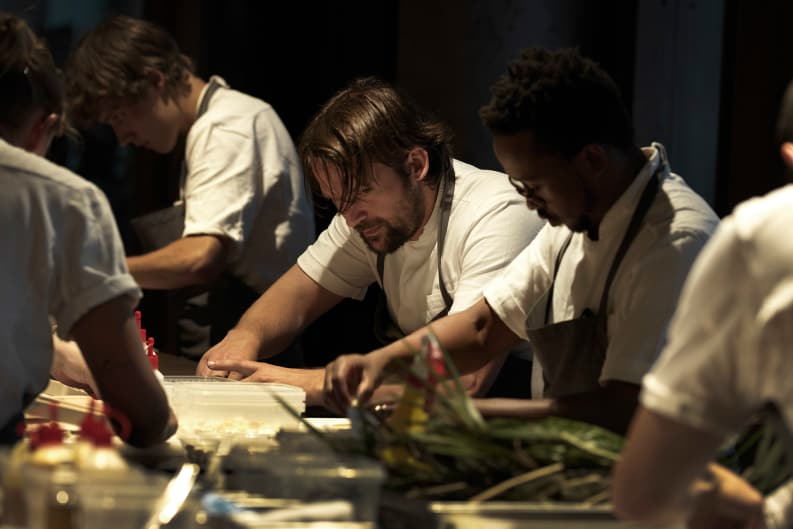 "EXCLUSIVE - René Redzepi's Message to Chefs in 2016: ""Don't Panic"""