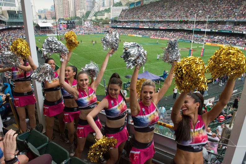 Mission Possible at the Sevens