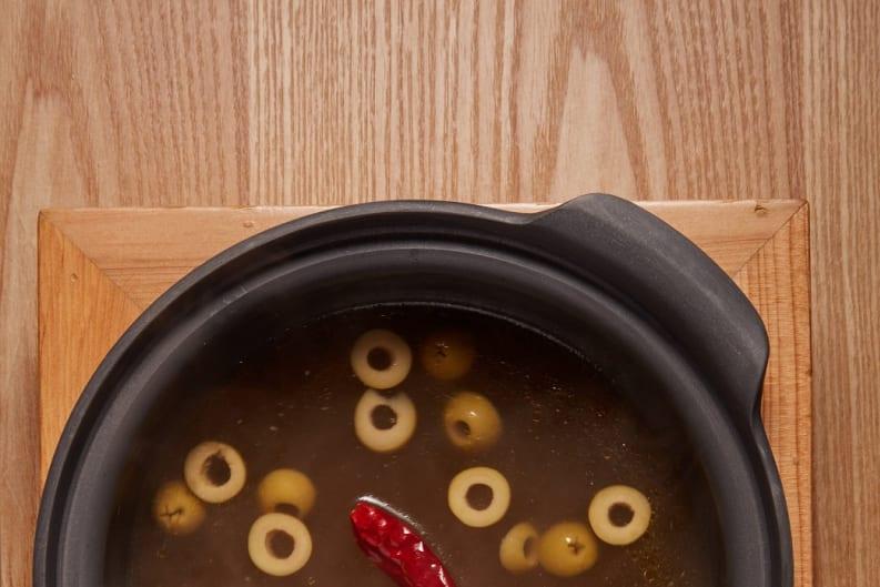 温野菜2號店開幕 新張限定「藥膳橄欖湯」SHABU SHABU