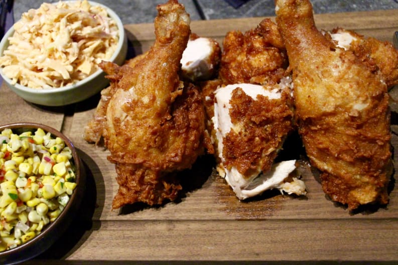 The Best Fried Chicken in Hong Kong