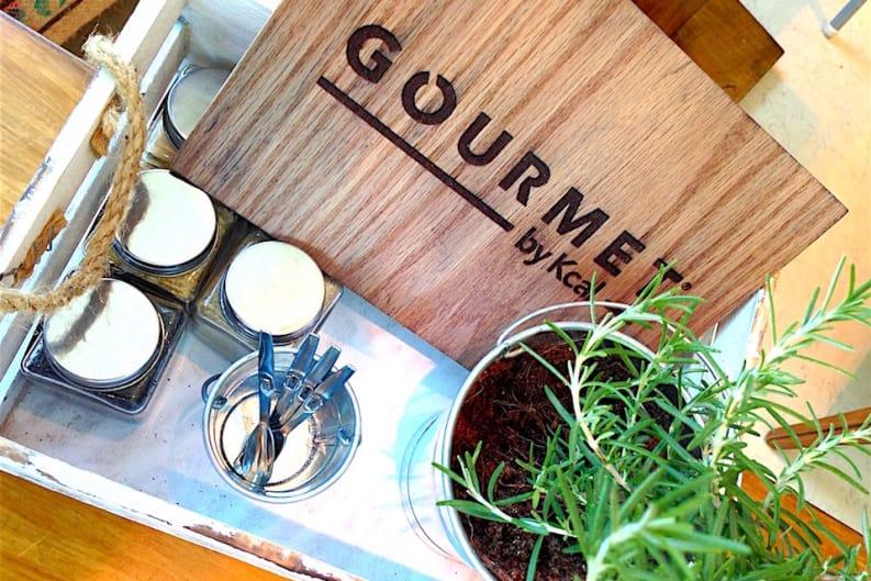 Gourmet By KCal: New International Restaurant Review