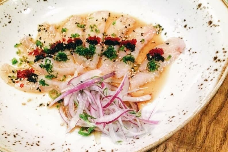 International Restaurant Review: Bamboo Sushi in Portland