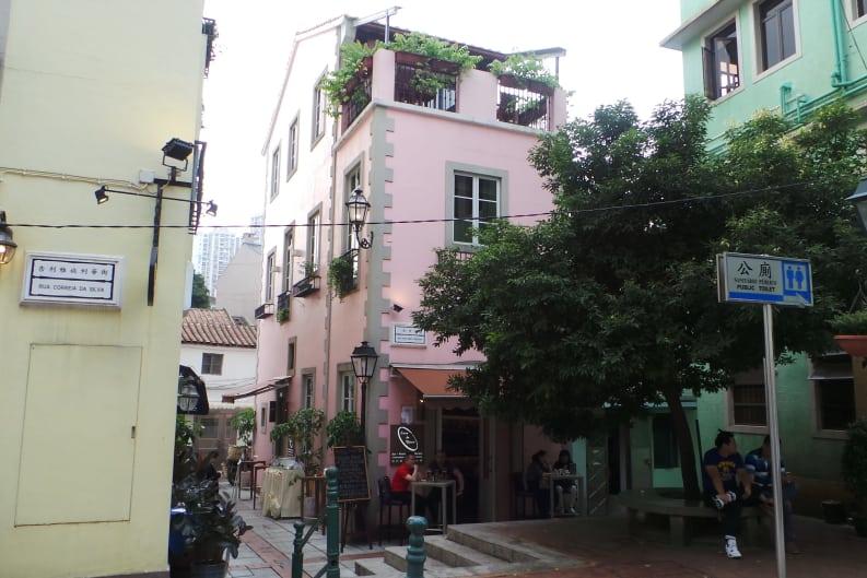 A Short Guide to Taipa Village, Macau