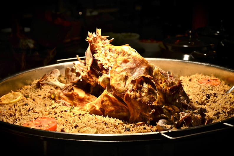 International Restaurant REVIEW: Iftar at Spice Island, Crowne Plaza