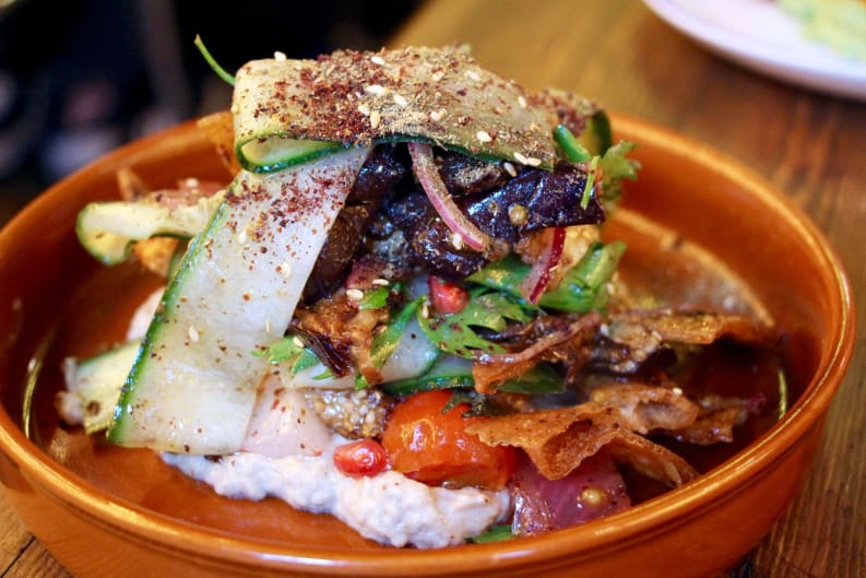 New Restaurant REVIEW: Maison Libanaise