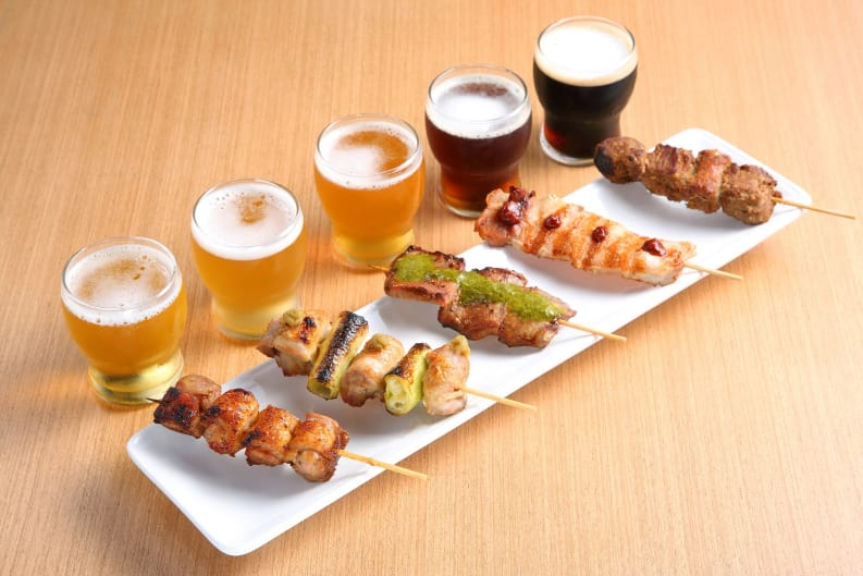 日本啤酒概念店 COEDO Taproom