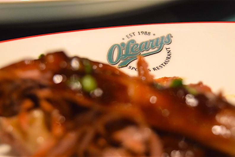 International Restaurant REVIEW: O'Learys Dubai
