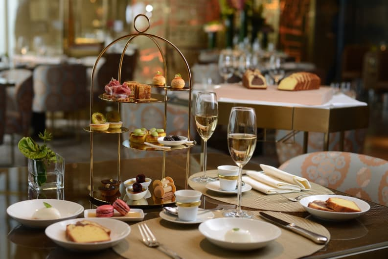 NEW Afternoon Tea and Summer Menu at ÉPURE