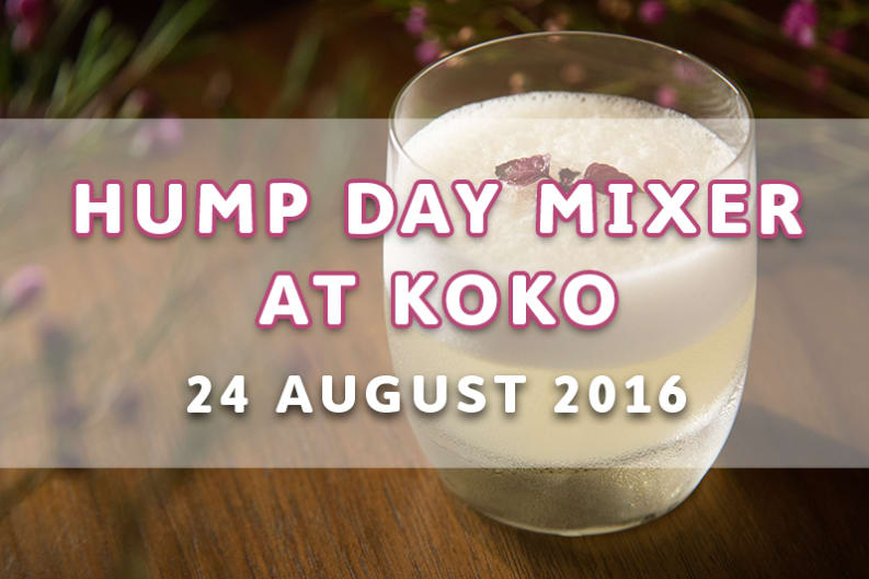 Hump Day Drinks at KOKO by Kee Club