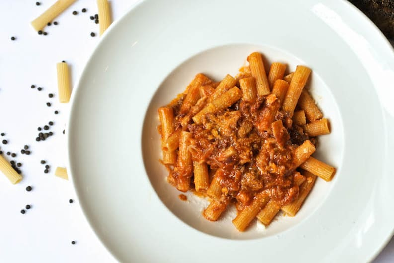 Eat Pasta and Help Italy's Earthquake Victims