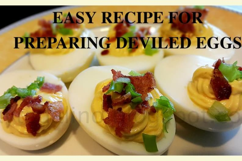 Recipe: Devilled Eggs