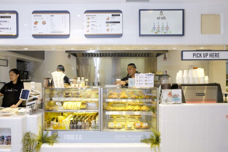 Green Common Opens Third Shop and First Café