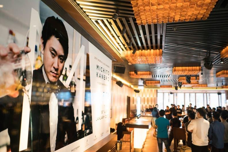 World Class Champion Gives Hong Kong a Taste of his Award-Winning Cocktails