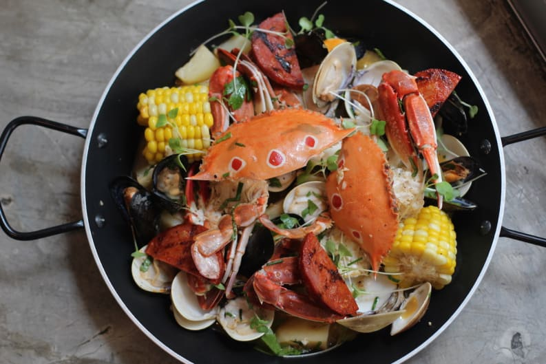 Restaurant Review: New Menu at Catch