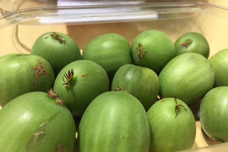 Strange and Powerful Fruits