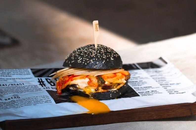 Review: New Burger at Bread & Beast
