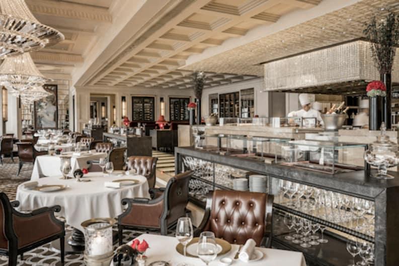New Chef de Cuisine at Two-Michelin-Starred Caprice