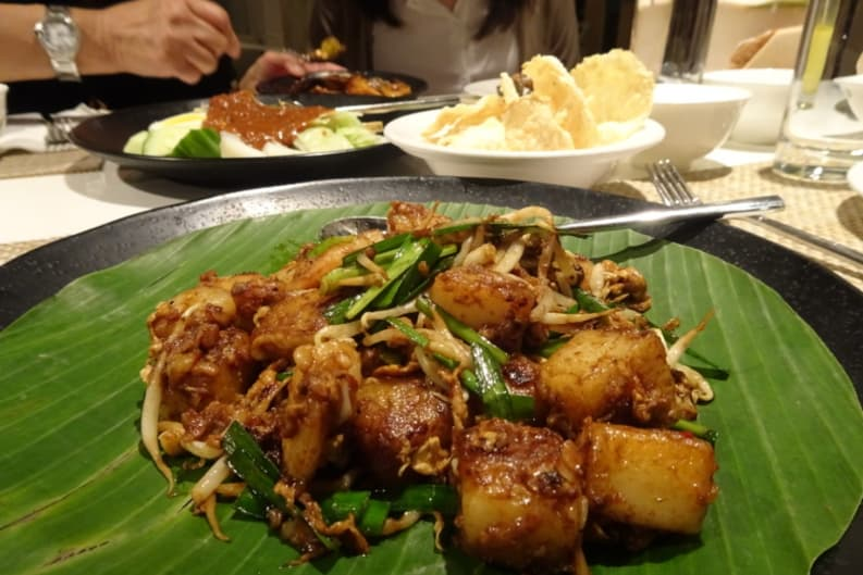 Restaurant Review: Café Malacca