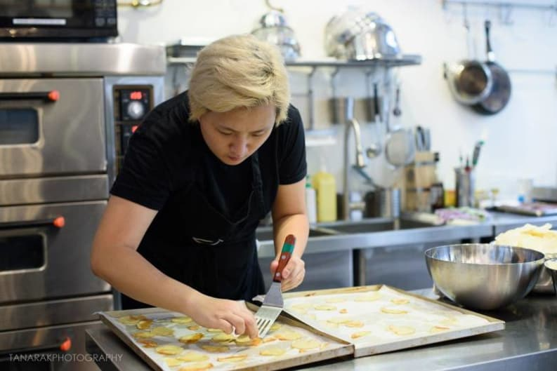 Interview with Chef Stephanie Wong