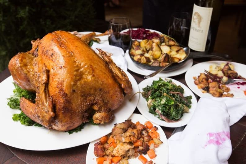 Foodie's 2017 Thanksgiving Round-up