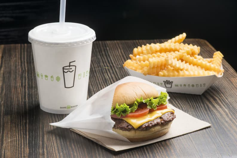 Shake Shack Hits IFC in Central this Spring 2018