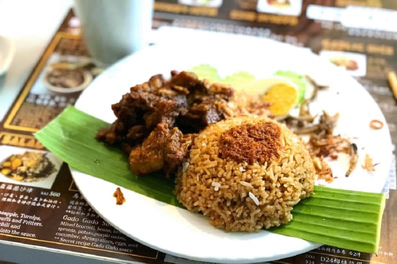 Restaurant Review: Malayan Restaurant