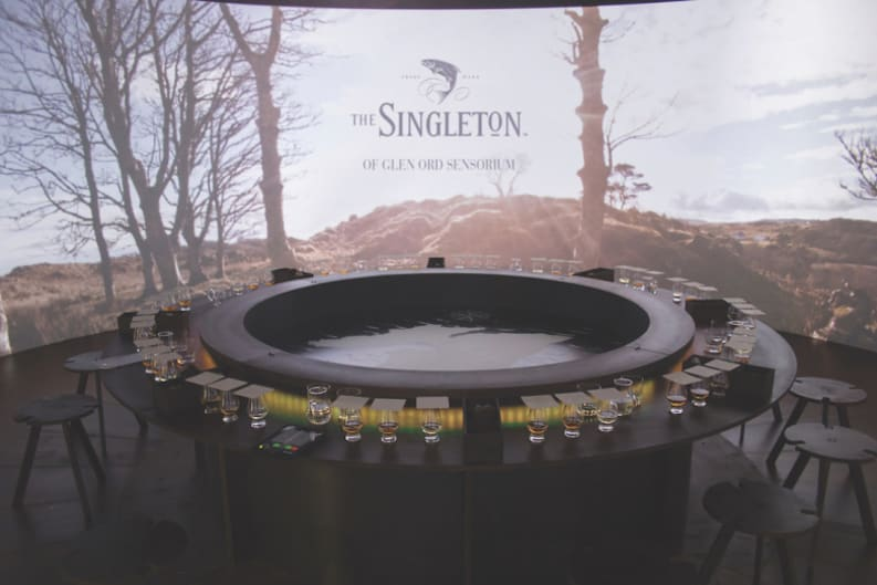 "The Singleton of Glen Ord ""Sensorium"" Debuts at Taste of Hong Kong 2018"