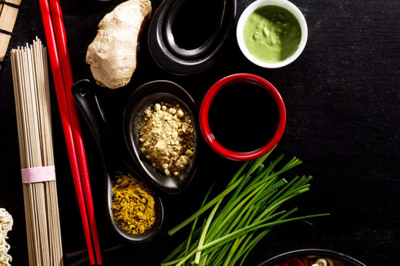 Asian Ingredients that are Good for your Health