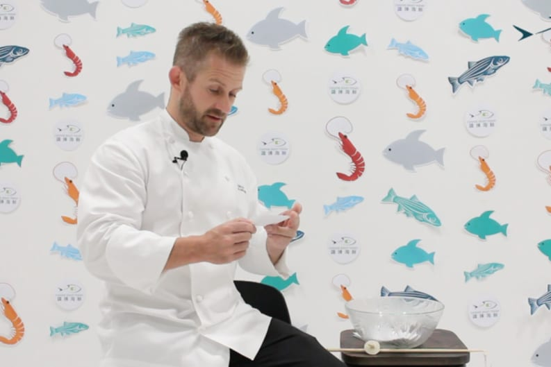 Video: Why Chefs Are Choosing Sustainable Seafood