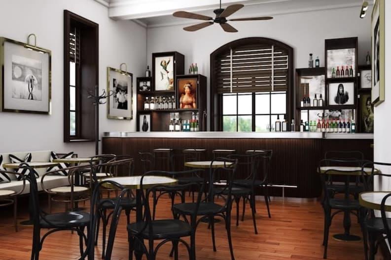 New Restaurant: Café Claudel