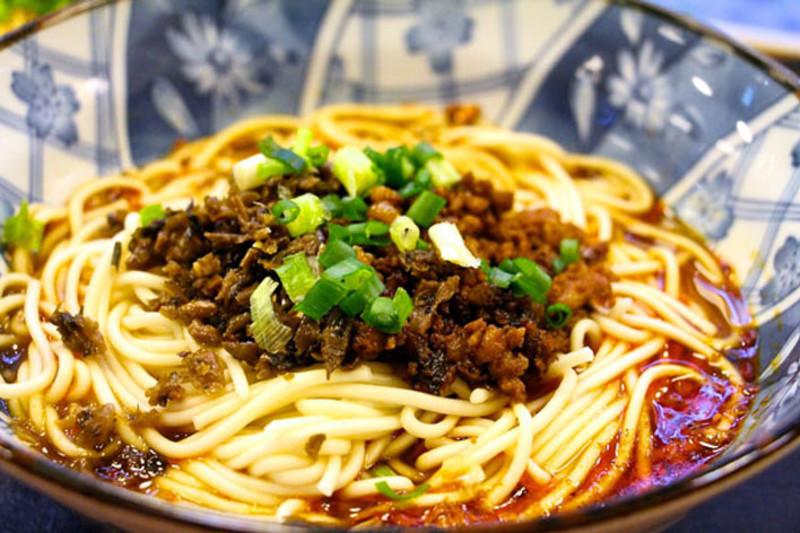 EPIC Noodles at DanDan Soul Food from Sichuan
