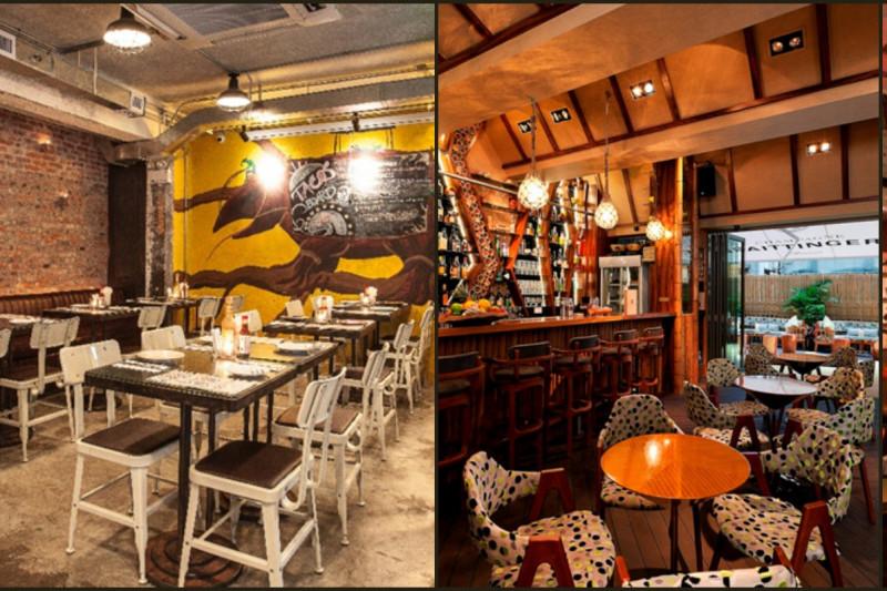Best Bars in Hong Kong in Winter