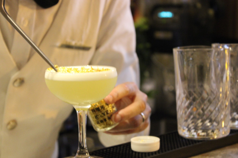 New Cocktails at Gradini