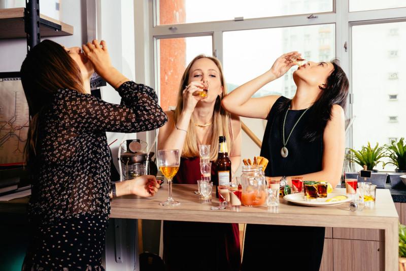 The Foodie Start Up Diaries: Zavva Shots