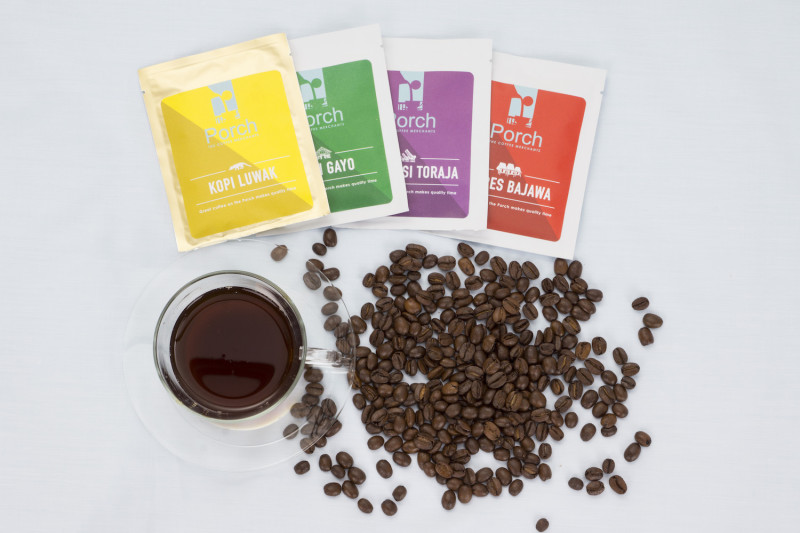 The Foodie Startup Diaries: Porch Coffee