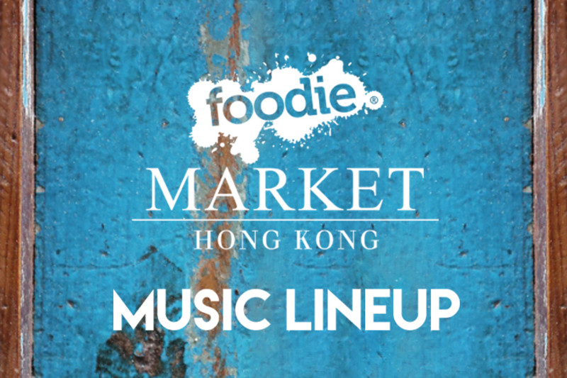 Live Music at the Foodie Market (2015)