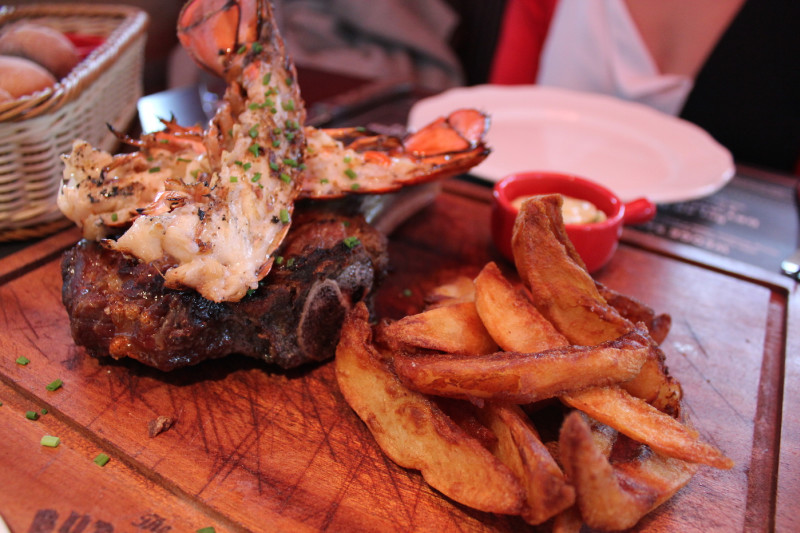 Tried and Tasted: Butcher's Club Steak Frites