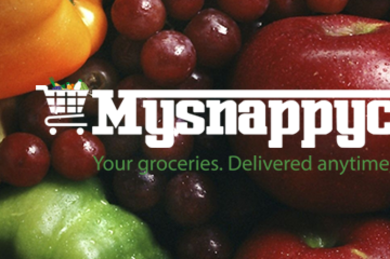 The Foodie Startup Diaries: MySnappyCart