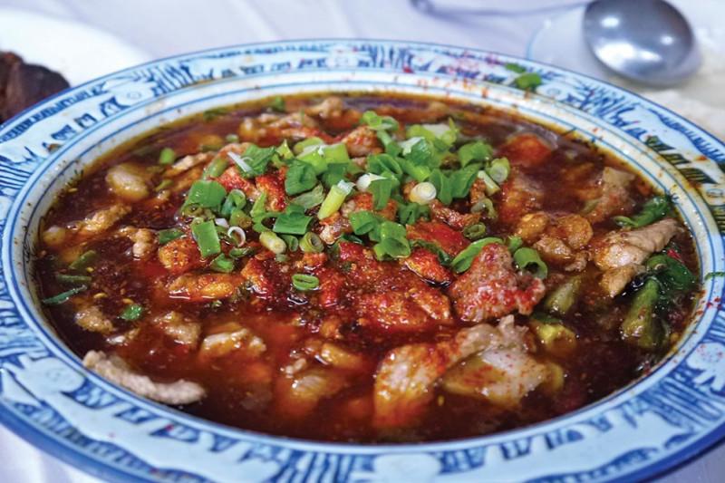 The Food Nomad: Chengdu