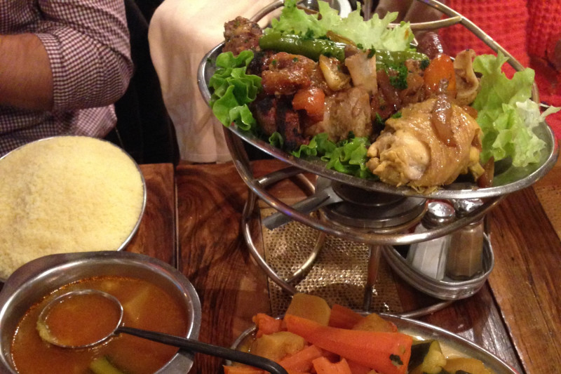 "Take out Your Taste Buds for a Trip to Maghreb at ""Chez Bébert"""