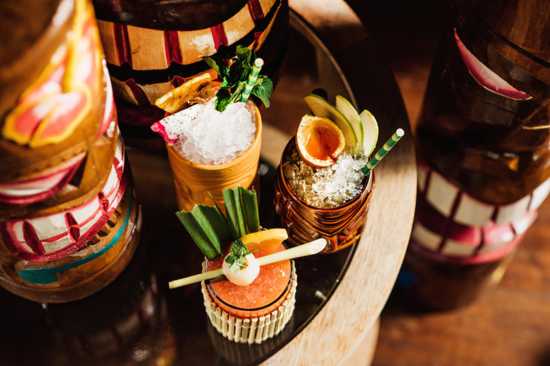 Tiki Tuesdays at Sugar Rooftop Bar