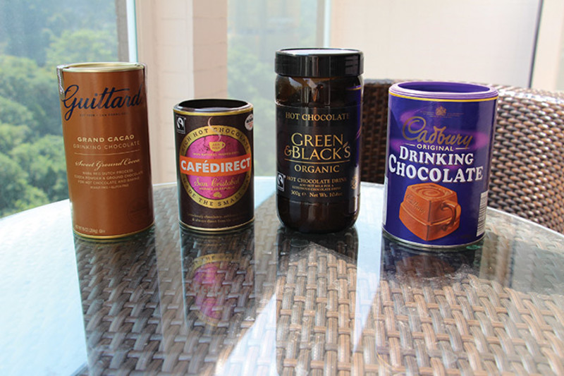 Hot Chocolate Showdown