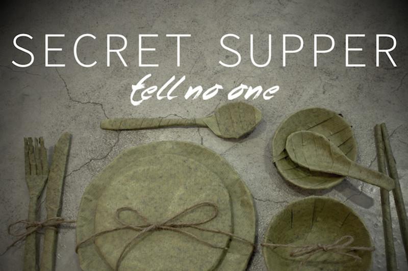 Secret Supper Club – 27 February