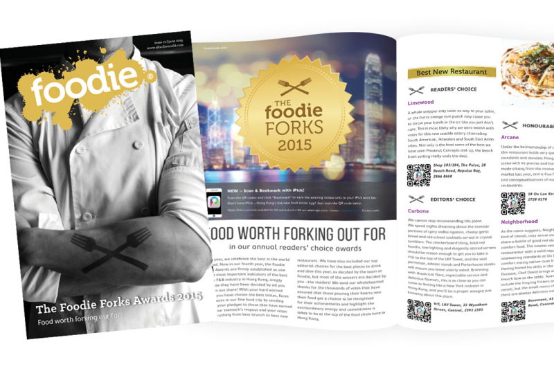 June Issue of Foodie Out Now