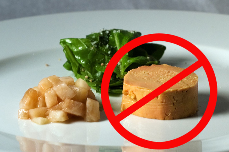 Sao Paulo Bans the Sale of Foie Gras